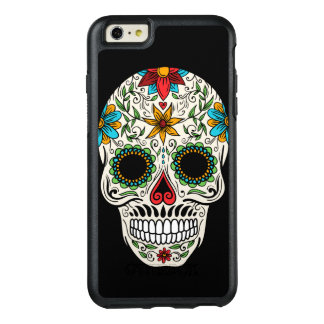 Day of the Dead Sugar Skull OtterBox iPhone 6/6s Plus Case