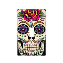 Day Of The Dead Plates Zazzle