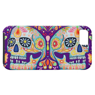 Day of the Dead Sugar Skulls Art iPhone 5/5S Cover