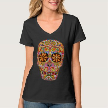 thaneeyamcardle Day of the Dead T-Shirt