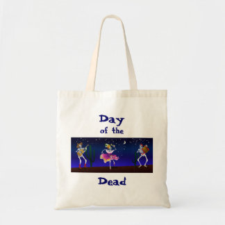 Day of the Dead tote Tote Bags