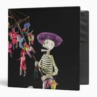 Day of the Dead: Toy Peddler, from Oaxaca Binder
