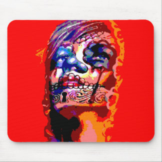 Day of the Dead Virgin Mary Mouse Pad