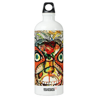 Day of the Dead Water Bottle