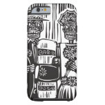 Day of the Dead Wedding iPhone 6 Case
