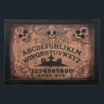 "Day of the Dead witch board place mat<br><div class=""desc"">Day of the Dead witch board place mat please visit www.shayneofthedead.com</div>"