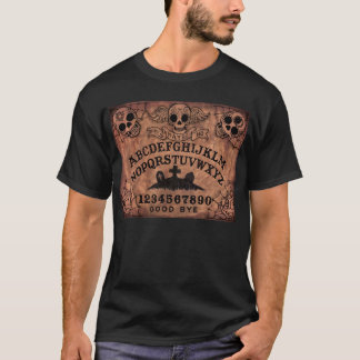 Day of the Dead witch board T T-Shirt