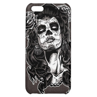 Day of the Dead Woman iPhone 5C Case