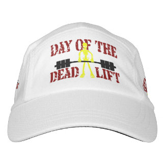 Day Of The DeadLift Headsweats Hat