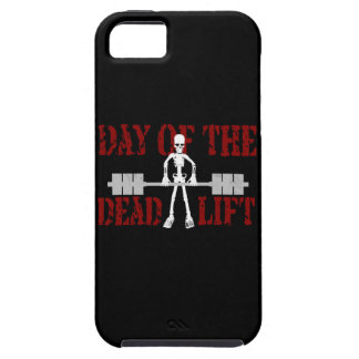 Day Of The DeadLift iPhone SE/5/5s Case