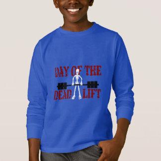 Day Of The DeadLift T-Shirt