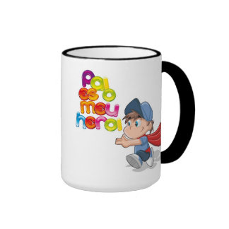 Day of the father ringer coffee mug