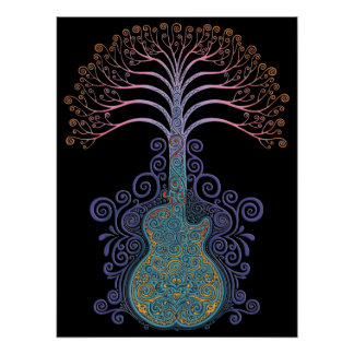 Day of the Guitree Poster