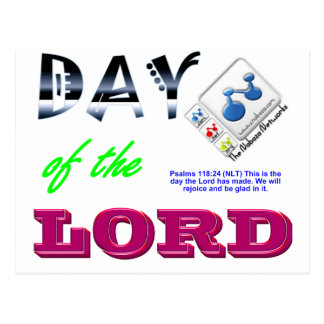 Day of the Lord Postcard