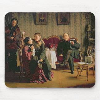 Day of the Parting, 1872 Mousepad