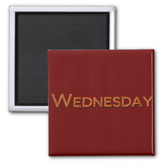 Day of the Week Reminder Magnet