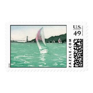 Day on the Bay by Elizabeth Kavaler Stamps
