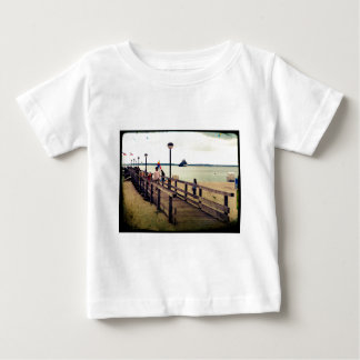 Day on the beach baby T-Shirt