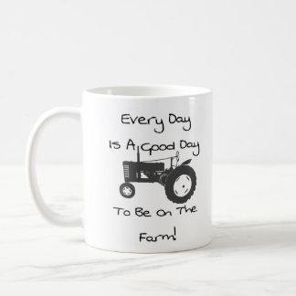 Day on the Farm Mug