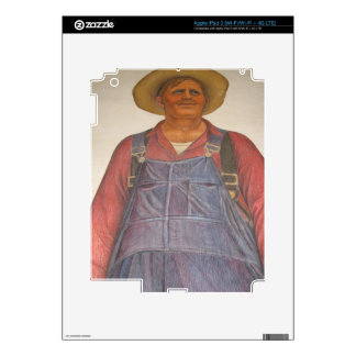Day on the Farm iPad 3 Skins