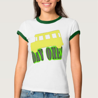 Day One/Female T-Shirt