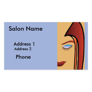 Day Spa Card Double-Sided Standard Business Cards (Pack Of 100)