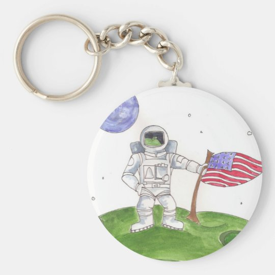 Day Thirty four - One Giant leap for an Apple Keychain