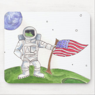 Day Thirty four - One Giant leap for an Apple Mousepads