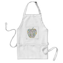 Day Three - Sweet Doodle Adult Apron