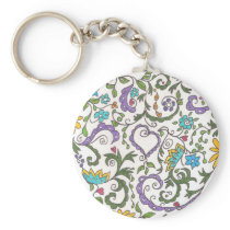 Day Three - Sweet Doodle Keychain