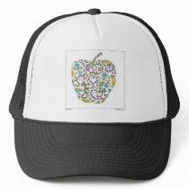 Day Three - Sweet Doodle Trucker Hat