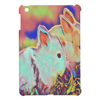 Day Time Dwarf Bunnies Case For The iPad Mini
