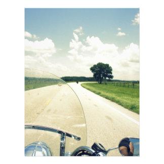 Day Trip Customized Letterhead