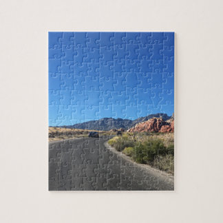 Day trip through Red Rock National Park Jigsaw Puzzle