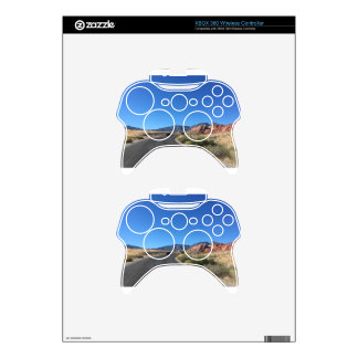 Day trip through Red Rock National Park Xbox 360 Controller Skin