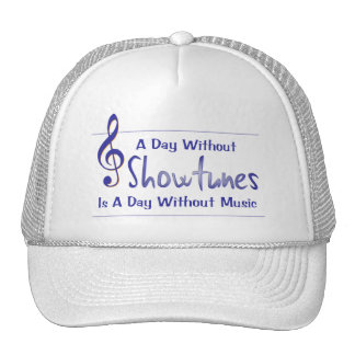 Day Without Showtunes Hat