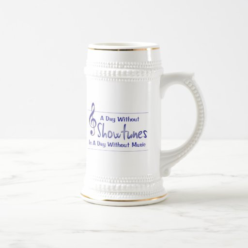 Day Without Showtunes Stein