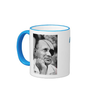 Dayan, Moshe Israeli Leader Mug