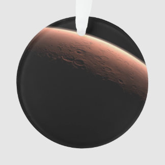 Daybreak at Gale Crater Ornament