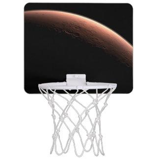 Daybreak at Gale Crater Mini Basketball Hoop