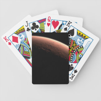 Daybreak at Gale Crater Playing Cards