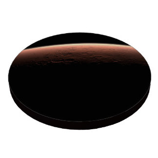 Daybreak at Gale Crater Set Of Poker Chips