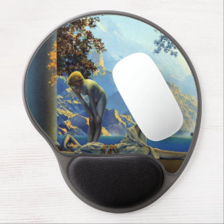Daybreak Vintage Maxfield Parrish Gel Mouse Pad