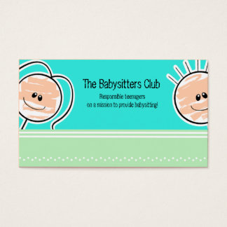 School Educations Childcare Business Cards Templates Zazzle