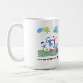 Daycare Child Care Babysitting Coffee Travel Mug