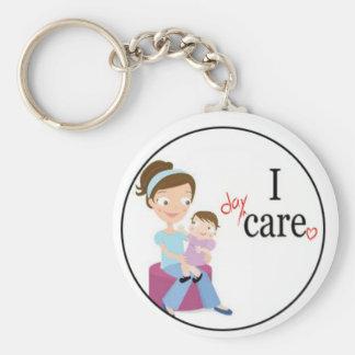 Daycare Keychain