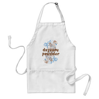 Daycare Provider Cute Gift Adult Apron