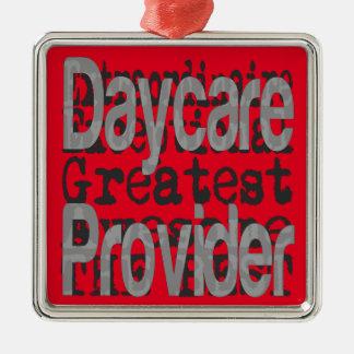 Daycare Provider Extraordinaire Metal Ornament