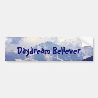 Daydream Believer Car Bumper Sticker