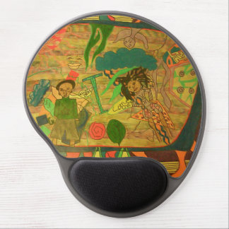 Daydream Gel Mouse Pad